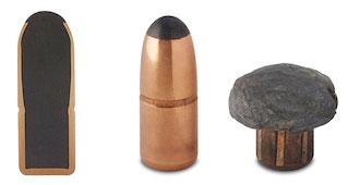 Конструкция современных охотничьих пуль